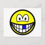 Bluetooth smile   postcards