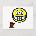 Chairman smile   postcards