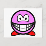 Kirby smile   postcards