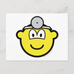 Doctor buddy icon   postcards