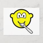 Silver spoon buddy icon   postcards