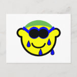 Swimming buddy icon   postcards