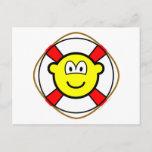 Lifesaver buddy icon   postcards