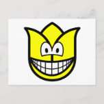 Tulip smile   postcards