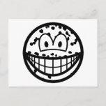 Dalmation smile   postcards