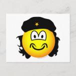 Che Guevara emoticon   postcards