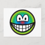 Psychedelic smile   postcards