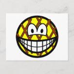 Grilled smile   postcards