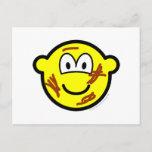 Dirty buddy icon   postcards