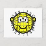 Pinhead buddy icon   postcards