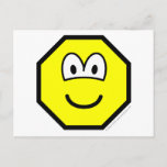 Octagon buddy icon   postcards