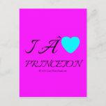i  [Love heart]   princeton &  roc royal i  [Love heart]   princeton  Postcards