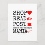 shop [Love heart]  read [Feet]  post [Cup]  this is chic boutique mania [Electric guitar]   shop [Love heart]  read [Feet]  post [Cup]  this is chic boutique mania [Electric guitar]   Postcards