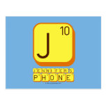 J JENNIFER'S PHONE  Postcards