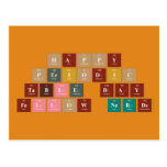 Happy  Periodic  Table Day Fellow Nerds  Postcards