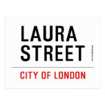 Laura Street  Postcards