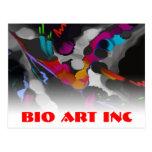Postcards - BIOLOGICAL ART