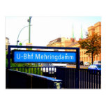Postcards from Berlin: Mehringdamm