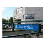 Postcards from Berlin: Moritzplatz
