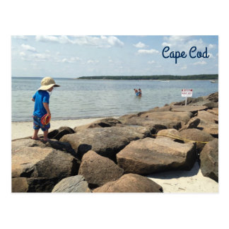 Postcards from Cape Cod (Jetty and Beach)
