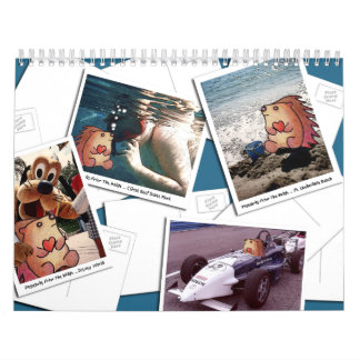 POSTCARDS FROM THE hEDGE! Calendars