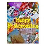 Postcards Galore - Happy Postcrossing