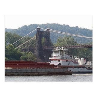 Postcards postcard Wheeling, West Virginia WV