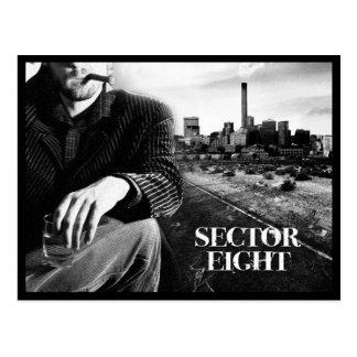 Postcards: Sector Eight Postcard