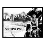 Postcards: Sector One Postcard