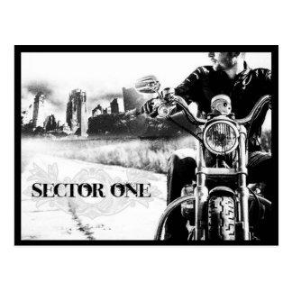Postcards: Sector One Postcard