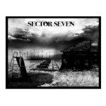 Postcards: Sector Seven Postcard