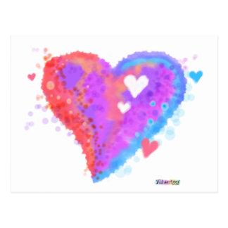 POSTCARDS - Torn Heart