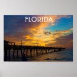 Poste de la Florida Impresiones