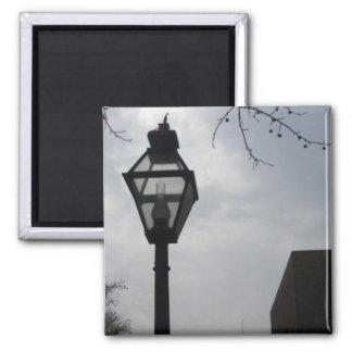 Poste de la lámpara iman de nevera