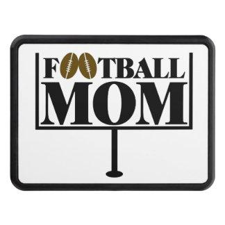 Poste de la meta de la mamá del fútbol