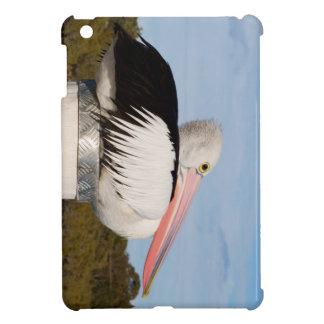 Poste del pelícano iPad mini coberturas