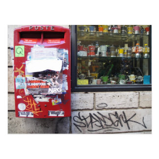 poste post card
