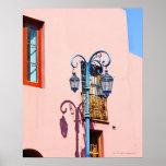 Poste y edificios pintados, Caminito, La de la lám Impresiones