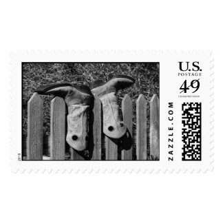 POSTED BOOTS POSTAGE