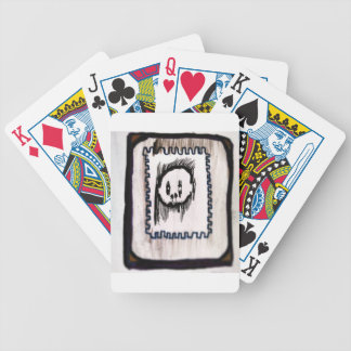 Posted de la Morte Bicycle Playing Cards