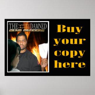 Poster1 culpable para la promoción del libro posters
