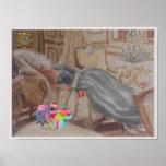 Poster 16x12 del ~ de la reina Marie Antonieta