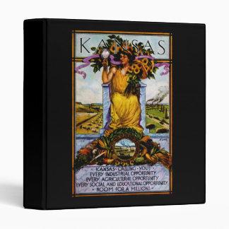 "Poster 1911 de Kansas Carpeta 1"""