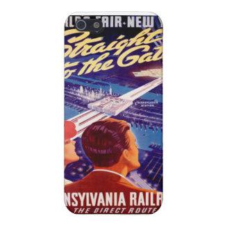 Poster 1939 de Nueva York de la feria de mundos iPhone 5 Fundas