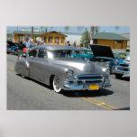 Poster 1950 de Chevrolet Fleetline