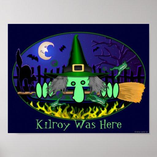 Poster 1 de Kilroy de la bruja