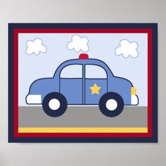 Poster #1 de la impresión del héroe del coche del