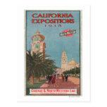 Poster #1 de las exposiciones de California Postal