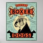 Poster 1 del boxeador