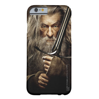 Poster 1 del carácter de Gandalf Funda De iPhone 6 Barely There